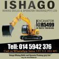 Excavator training in rustenburg, kuruman )27711101491