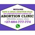 0604777774 MuzanziAbortion Clinic In Pietermaritzburg&Mpangeni For Convient Services