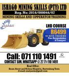 LHD Scoop training in rustenburg, randburg, bloemfontein, botshabelo, welkom, odendaalsrus, bethlehem, harrismith, sasolburg, parys, kroonstad +27711101491