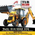 TLB COURSE IN KURUMAN,RUSTENBURG +27815568232