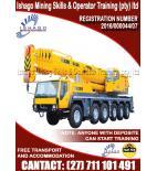mobile crane course in rustenburg,gaborone,maun,gabone +27815568232